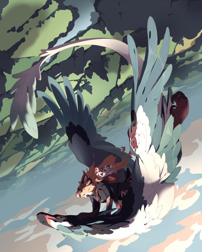 Freefall by TigerHunting