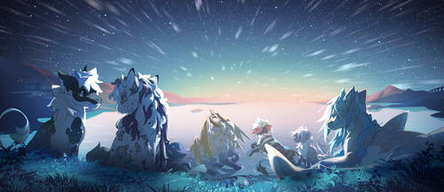 Stargazing by tordenvar