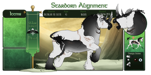 SA | Balthazar the Exeter | WF | Raider by Ink-Bruises