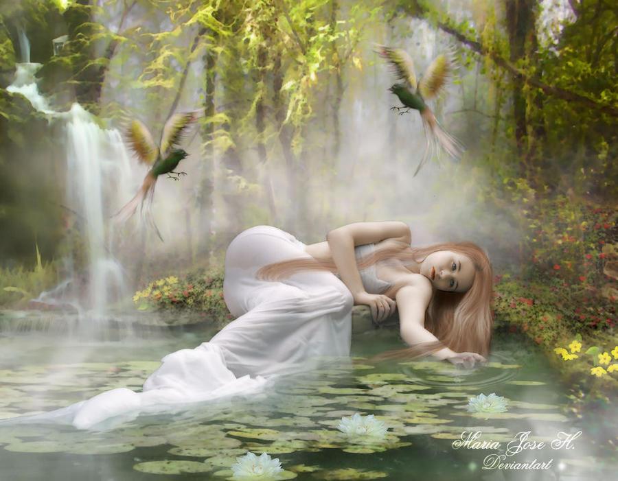 Serenidad by MariaJoseHidalgo
