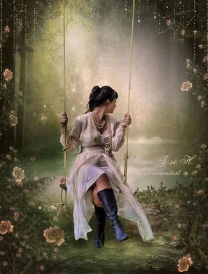 Suave balanceo by MariaJoseHidalgo
