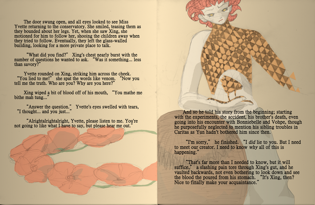 AAOCT: Little Lion Man [Eleven] by crazyshiro