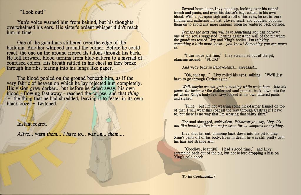 AAOCT: Little Lion Man [End] by crazyshiro