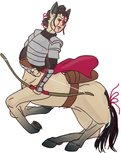 Battle Centaur by crazyshiro
