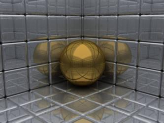 golg ball by fluxshift