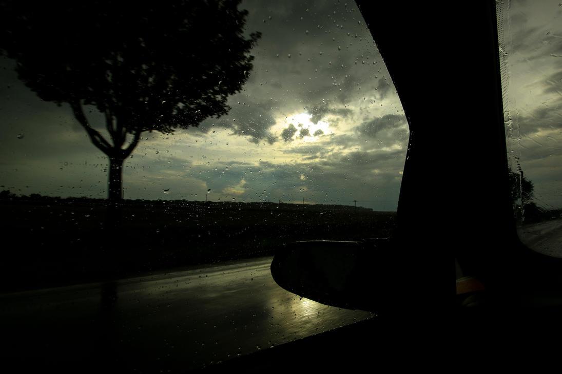 rainy sunset by ah-fotografie-me