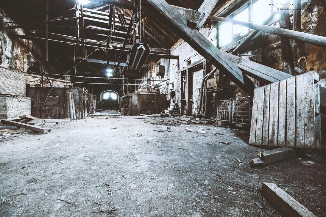 a lost place by ah-fotografie-me