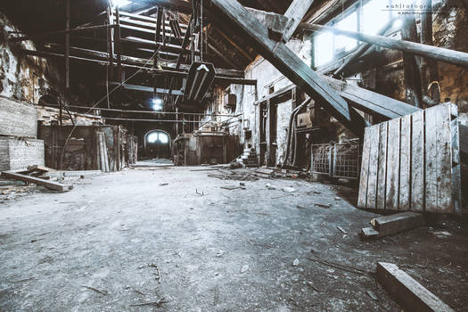 a lost place