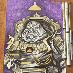 Emperor Calus by Trophykingart