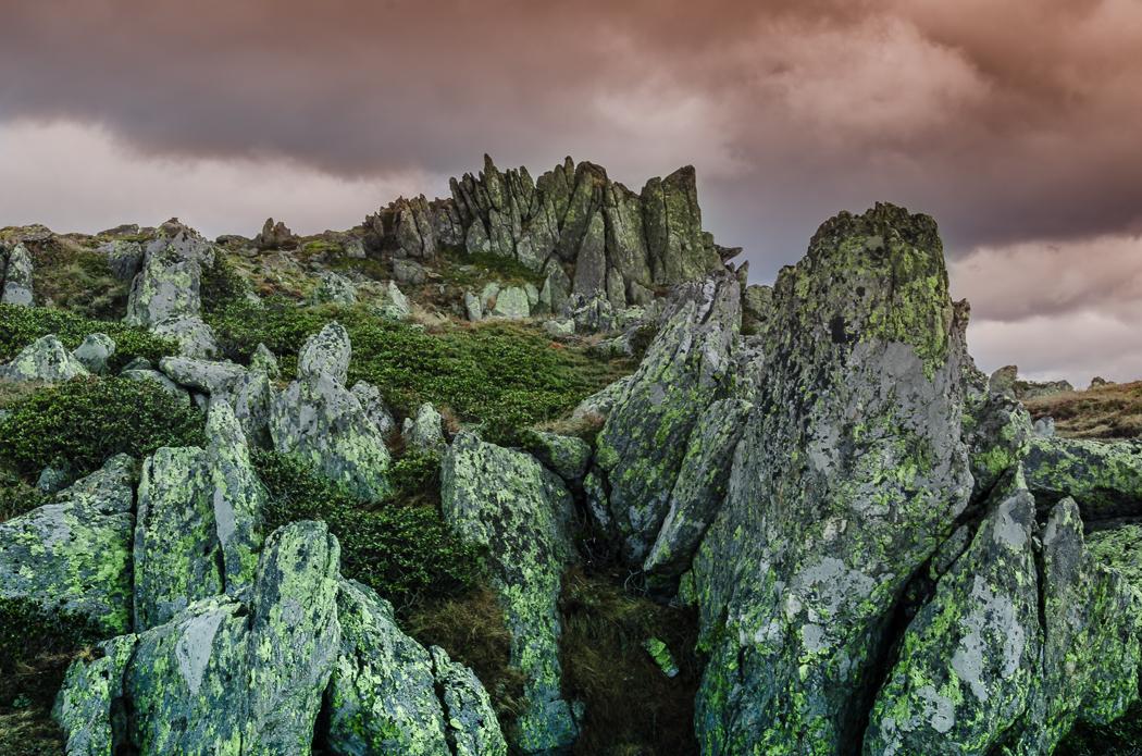 Approaching Mordor by erynlasgalenphotoart