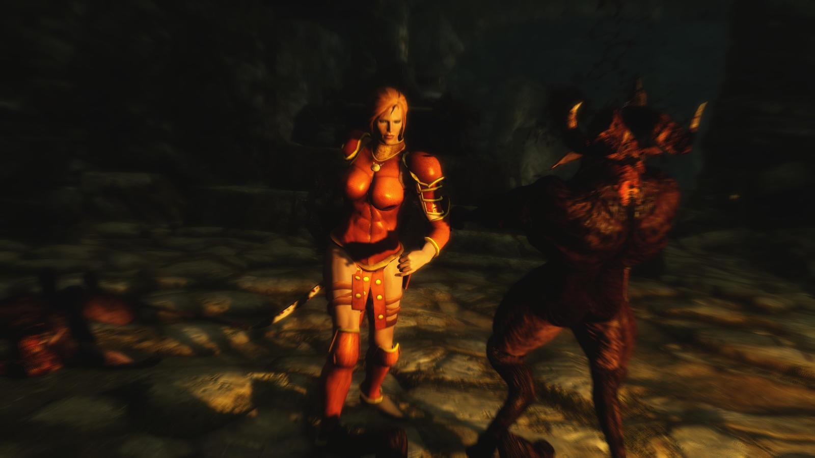 Diablo 2 amazon titties fucking video
