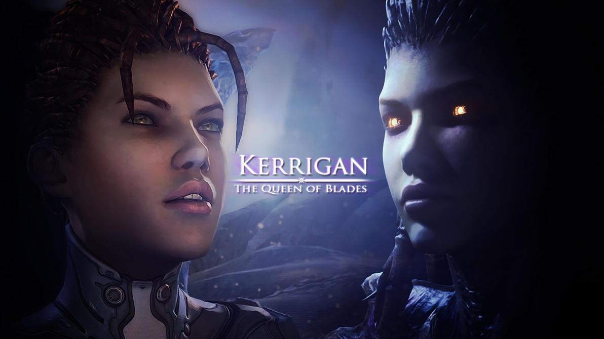 Sarah kerrigan queen of blades by leaguewallpapers on - Sarah kerrigan wallpaper ...