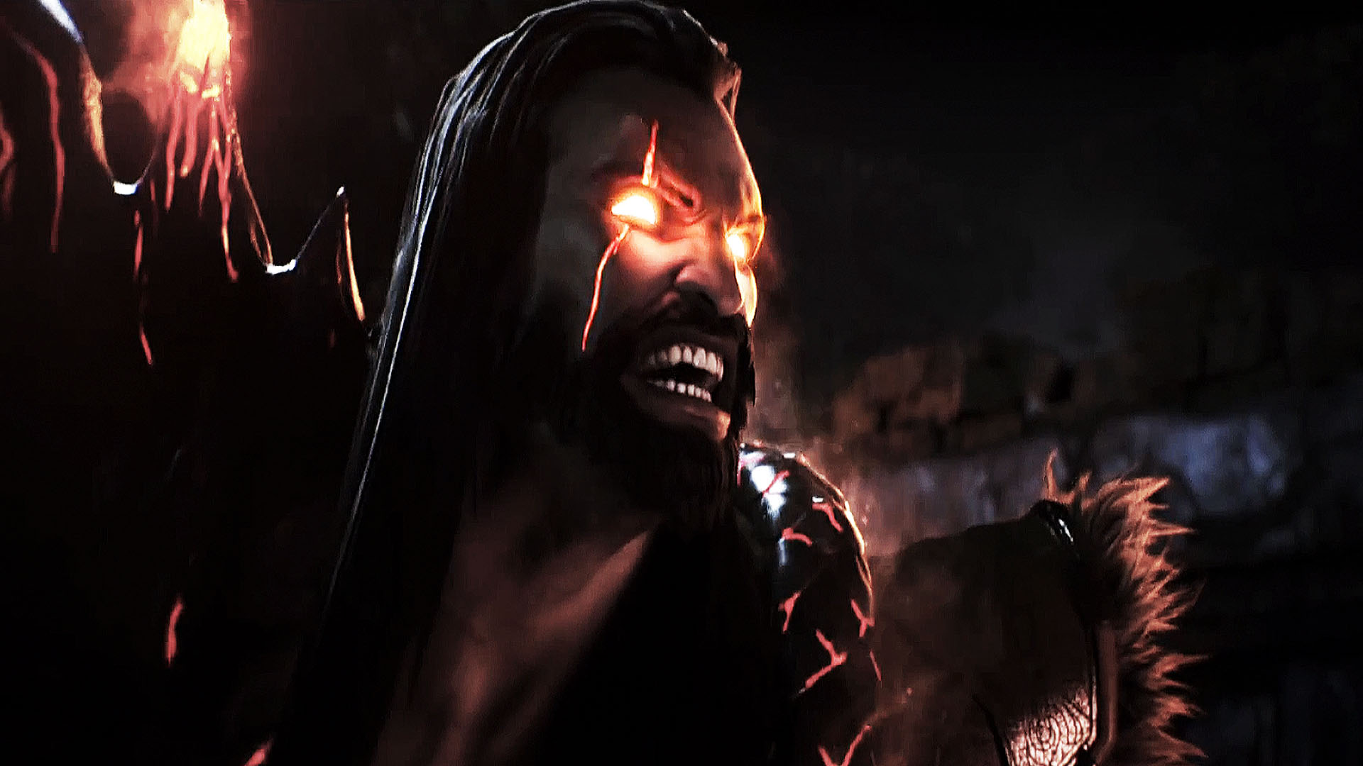 Demonblade Tryndamere Wallpaper by LeagueWallpapers on