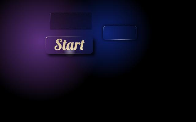 vista start button: