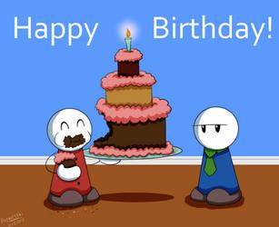 Happy Birthday by Hermit9081