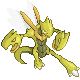 Scizard's Sprite by TheBlueFlames