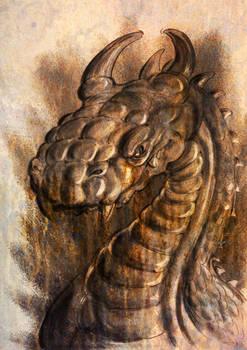 Horned Dragon