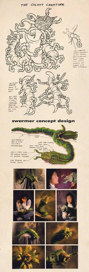 Swarmer Movie Concepts