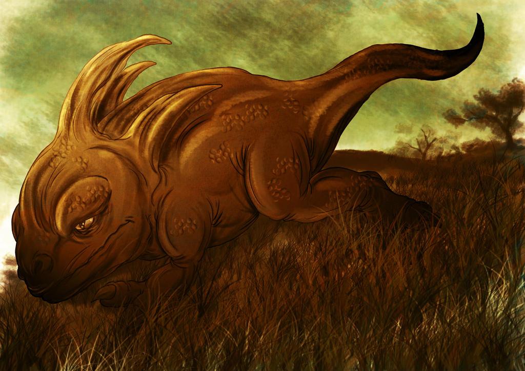 Dragonoid by kenfreelance