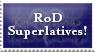 KHO-RoD Superlatives by Whyte-Tyger