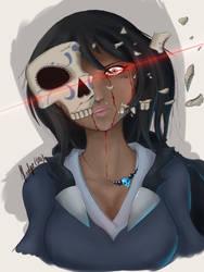 Broken Grimm Reaper  by ScribblingHodgePodge