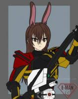 velvet Kamen Rider (rwby) by ultimateEman