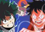 Deku And Luffy
