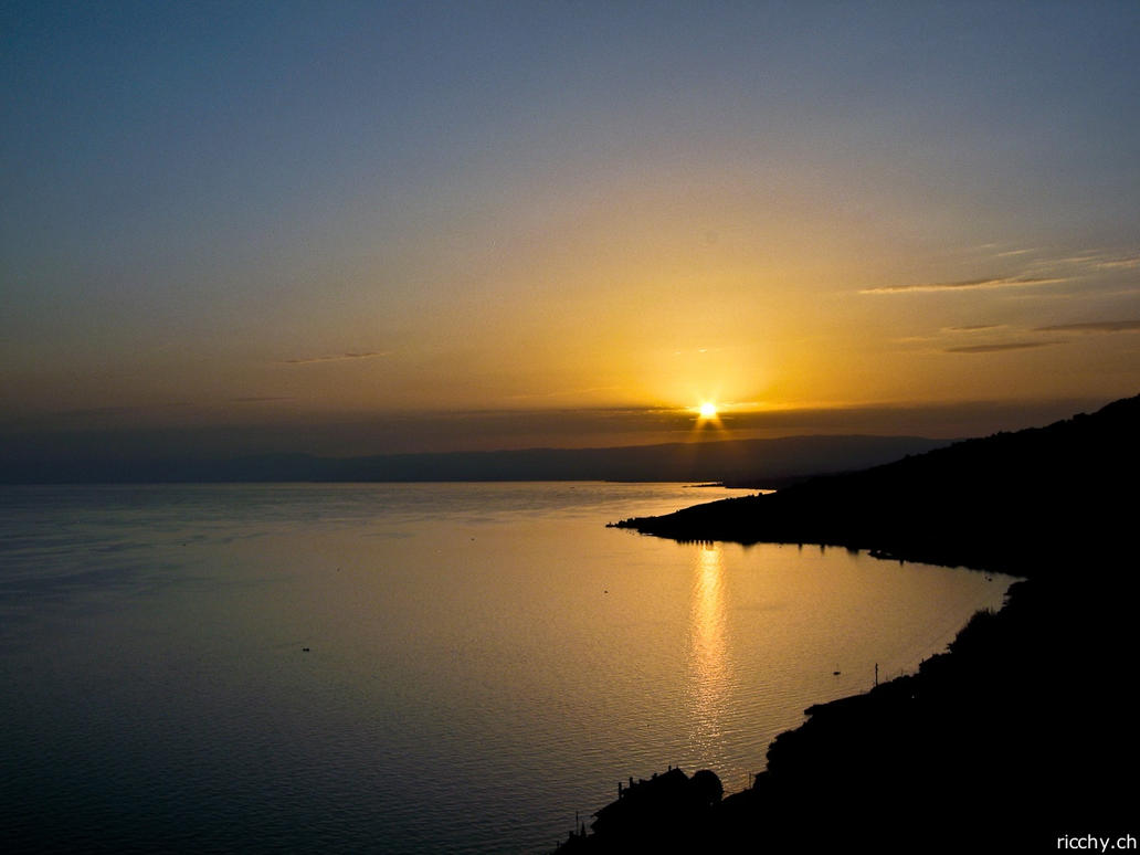 coucher de soleil - photo #49
