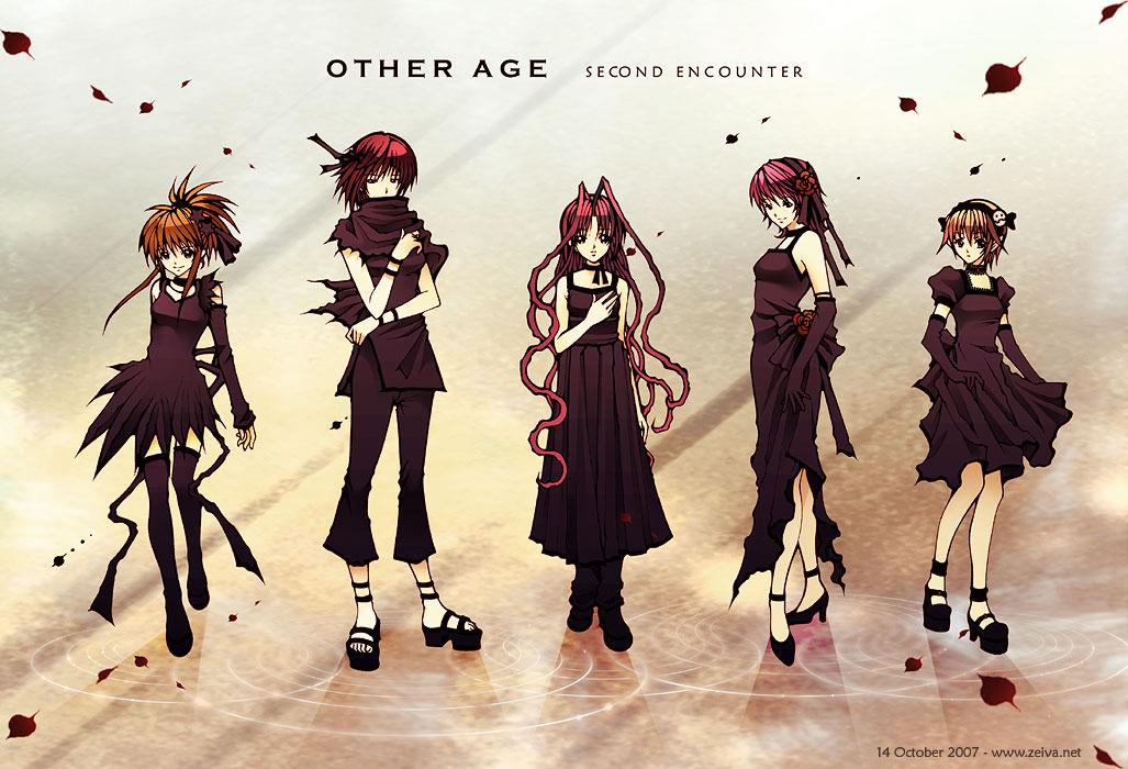OASE - Girls by zeiva