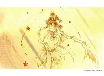 Stream of Stars by zeiva