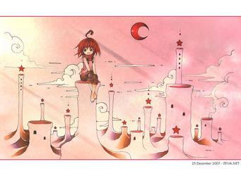 Land of Stars by zeiva
