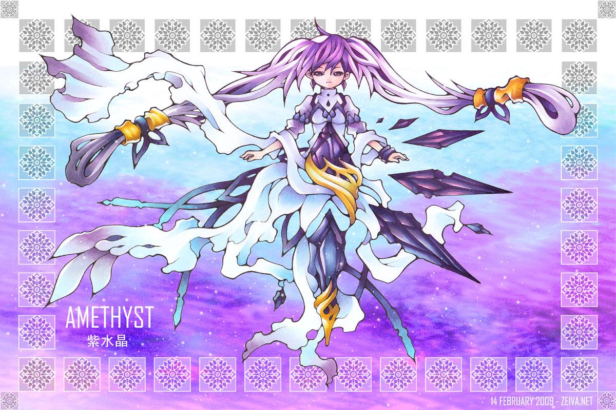 Amethyst by zeiva
