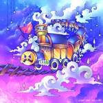 Little Train by zeiva