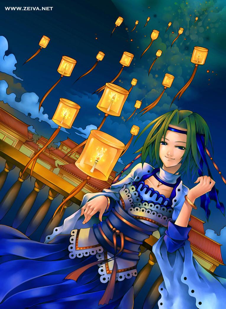 OASE - Flying Lanterns by zeiva