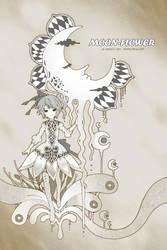 Moon-Flower by zeiva