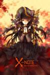 X-note - Black Dress