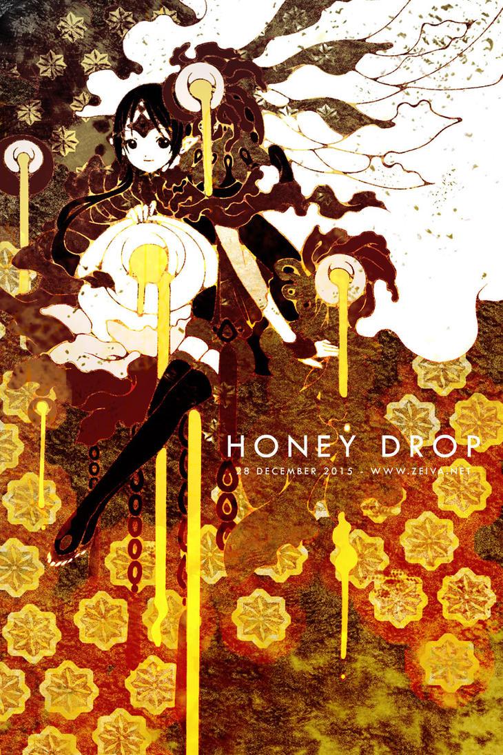 Honey Drop by zeiva