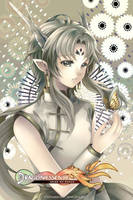 Dragon Essence - Color My World - Tian Xi by zeiva