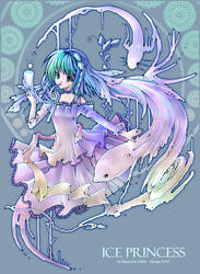 Ice Princess by zeiva