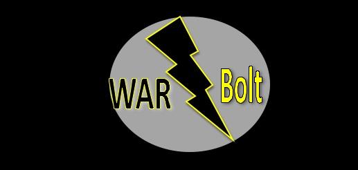 War Bolt Banner by CodenameCreation