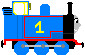 Thomas Sprite by andrexiosprites909