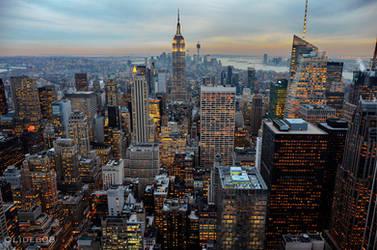 New York - Manhattan by olideb08