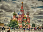 Req Square in Moscow by olideb08