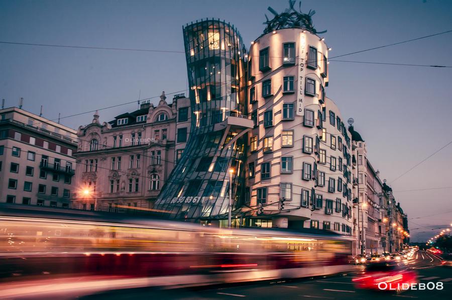 Prague - Dancing house II
