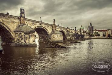 Prague - Charles bridge III