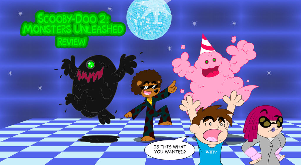 Scooby Doo 2 Monsters Unleashed Review By Whyboy On Deviantart