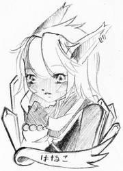 Llama Comish: Hanako for kitty8688theonly