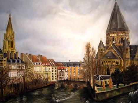 Overcast Metz