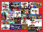 KND: Numbah 1 Collage