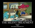 Silent Treatment Motivator